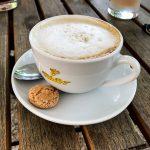Cappuccino für 3,20 Euro