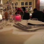 Das Dell EMC-Weihnachtsdinner für die Presse im Le Faubourg