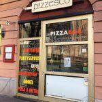 Das Pizzesco in der Rosenheimer Straße 12