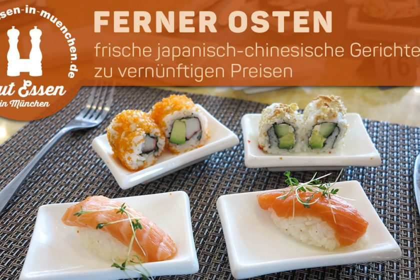 Restaurant Ferner Osten in Planegg/Martinsried