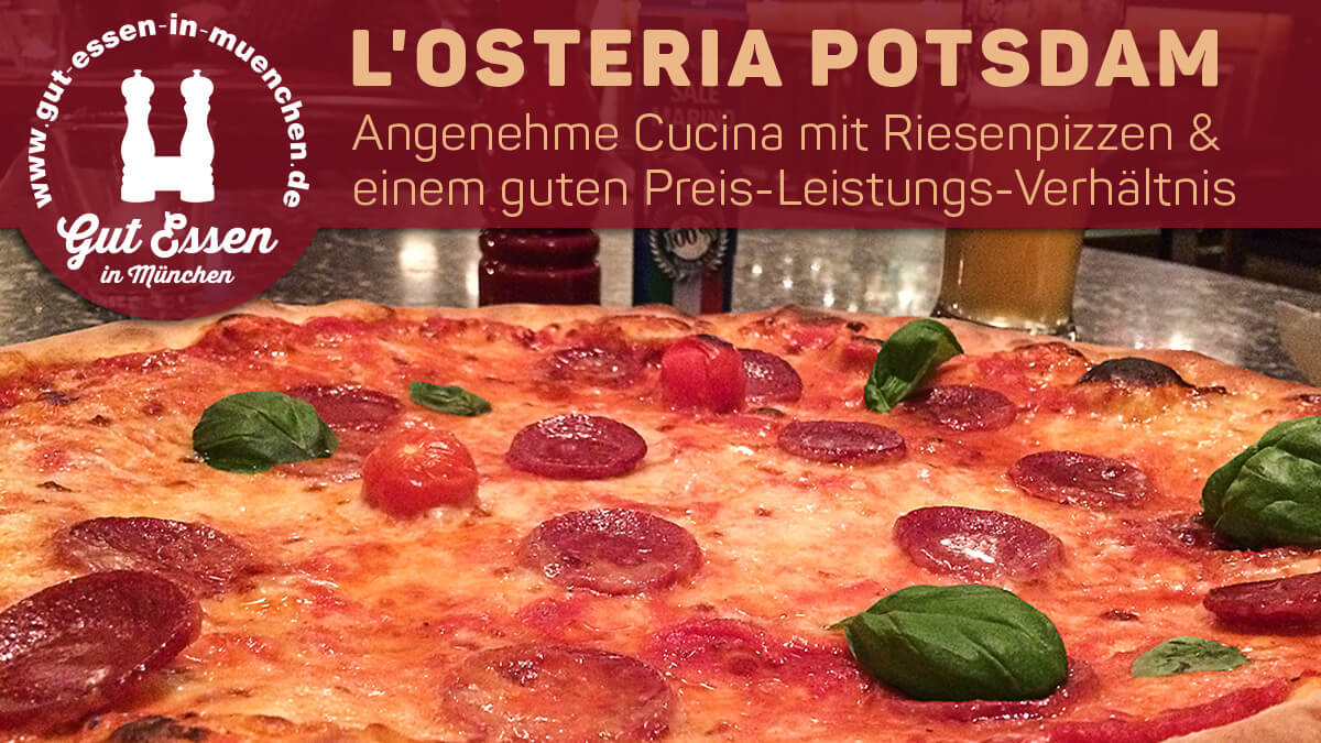 L'Osteria Potsdam an der Havel