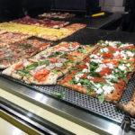 Pizzesco am Gasteig: Ein Blick ins Mitnahme-Schaufenster