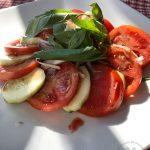 Insalata Pomodoro Cetrioli für 4,50 Euro