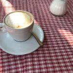 Cappuccino für 2,80 Euro