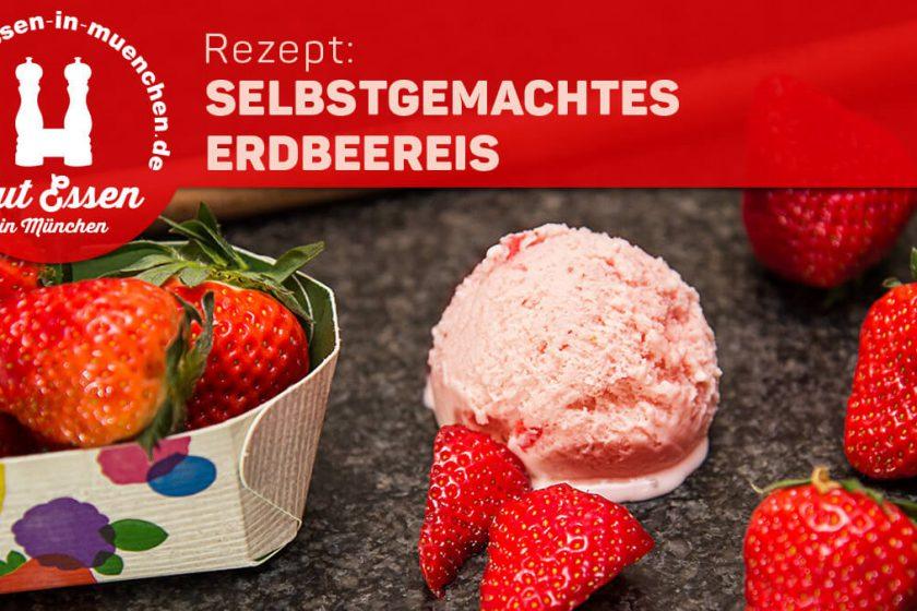 Eisrezept: selbstgemachtes Erdbeereis – nach Linda Lomelino – nachgekocht