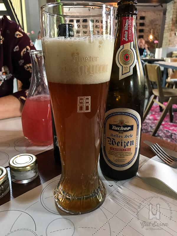 Alkoholfreies Weißbier (3,80€)