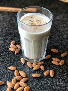 Smoothie-Rezept: Almond Dream-Smoothie