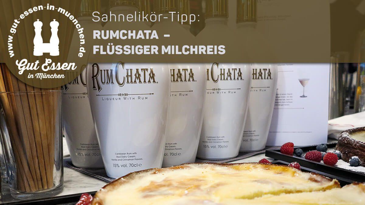 RumChata – leckerer Sahnelikör oder auch flüssiger Milchreis