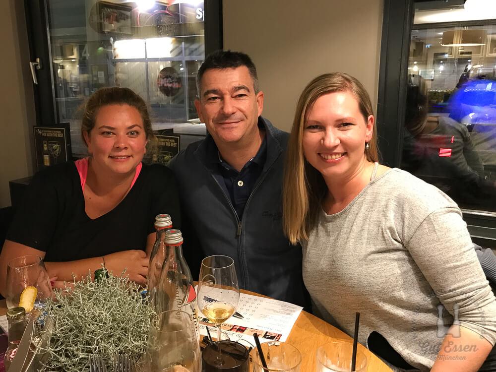 Gin-Tasting mit Martina, kinderkuecheundso und Julia, Delicious Stories
