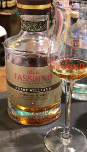 Fassbind L' Heritage de Bois Poire Williams