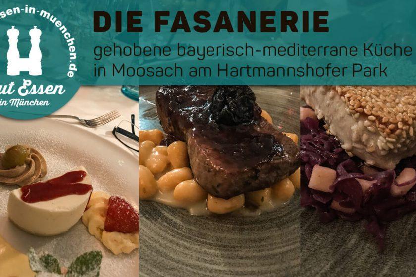 Die Fasanerie – mediterran-bayerisches in Moosach