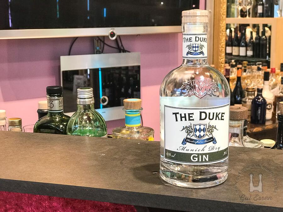 The Duke Munich Dry Gin – Münchener-Pionier mit kräftiger Wachholdernote