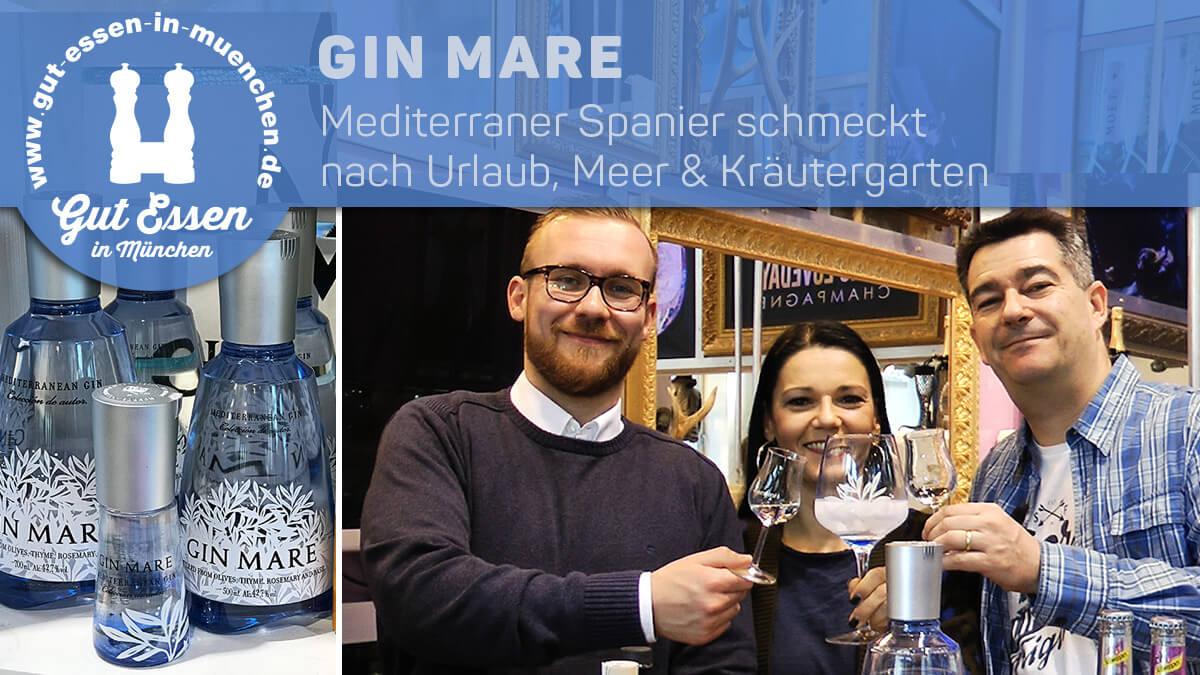 Gin Mare – Mediterraner Spanier schmeckt nach Urlaub, Meer & Kräutergarten