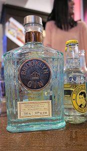 Brooklyn Gin, Daumen hoch. ;)