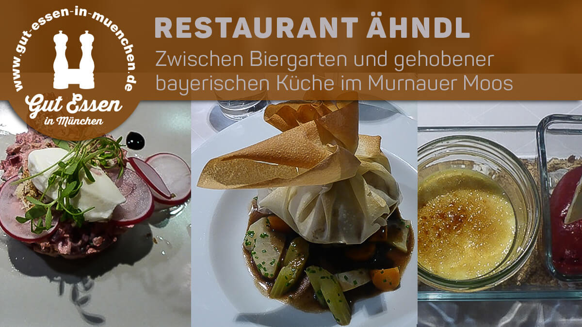 Restaurant Ähndl im Murnauer Moos