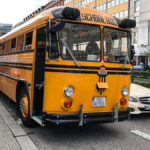 Dinner-Hopping-Bus: Los gehts in der Arnulfstr. am Hauptbahnhof