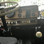 Impressionen aus dem Oldtimer-Bus