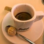Der Espresso war auch inklusive
