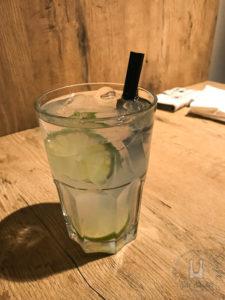 Mr. Gin mit Gordon's Dry, Cointreau, Limettensaft für 7,50 Euro