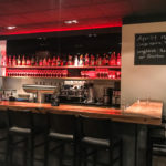 Die Bar im Amici