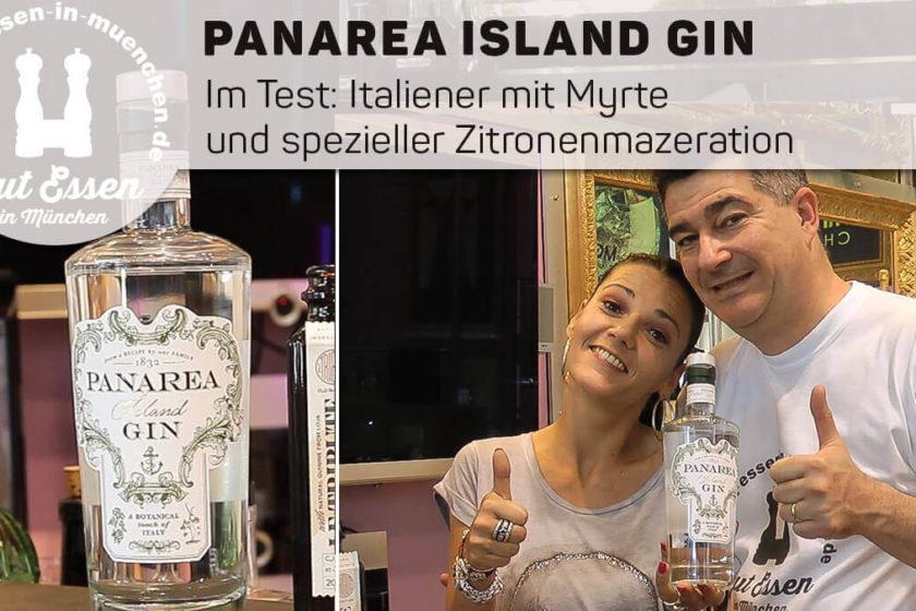 Panarea Island Gin: Fruchtig, milder Italiener mit einer Grappanote