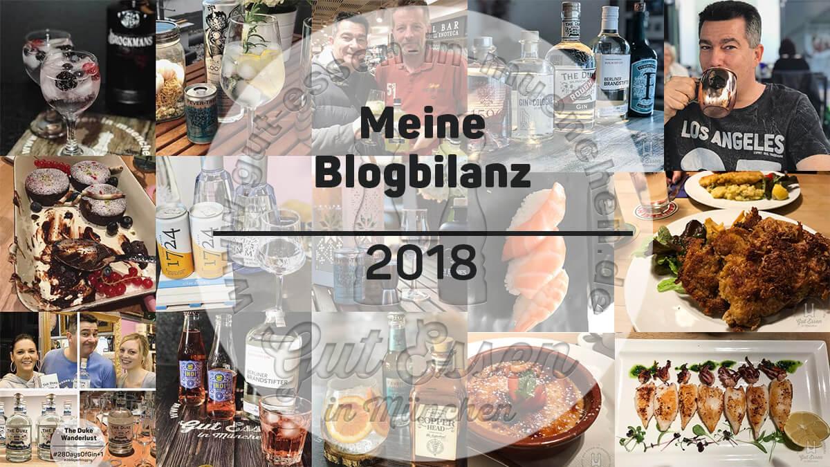 Gut Essen in München: Das war 2018 und das sind meine Ziele für 2019 – #foodblogbilanz18