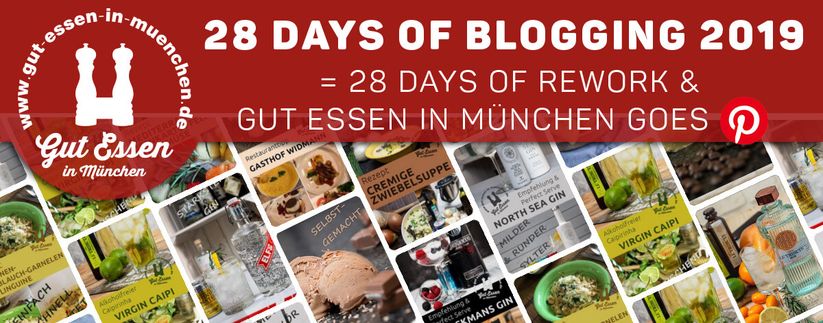 Fazit: 28 Days of Blogging 2019 = 28 Days of Rework