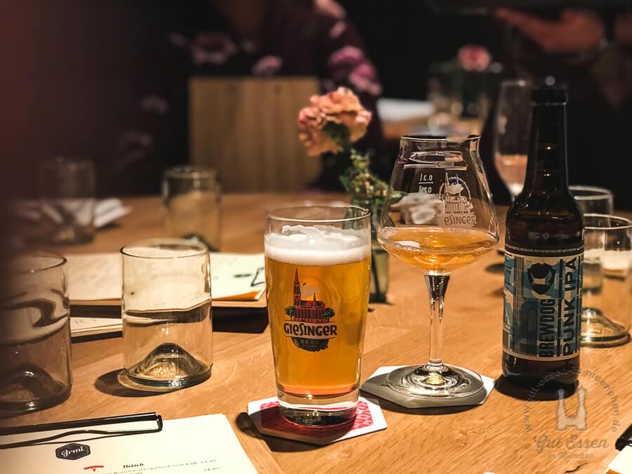 Giesinger Erhellung aus dem Fass (3,70 Euro/0,5l)