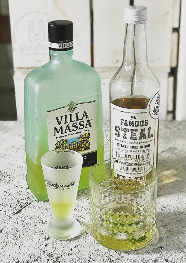 Villa Massa Limoncello vs. The Famous Steal