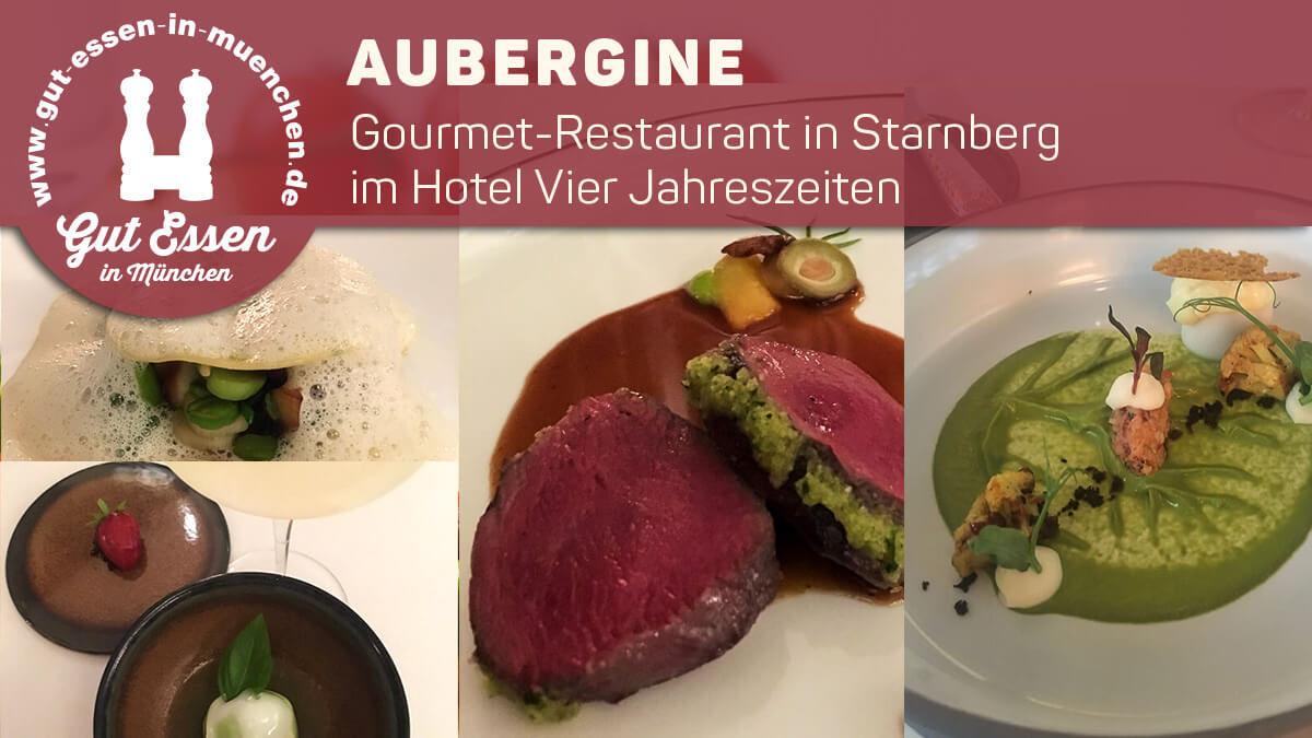 Aubergine in Starnberg: Moderne Küche mit klarer Handschrift