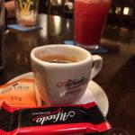 Espresso für 2,20 €