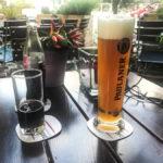 Cola Light (3€) und Alkoholfreies Weißbier (3,80€)