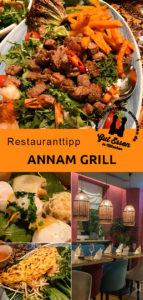 Am Goetheplatz serviert der Annam Grill echte vietnamesische Küche ohne Asia-Kitsch.
