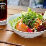 Beilagensalat für 4,50 Euro