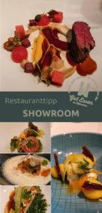 Showroom: Überraschungs-Dinner in Münchens kleinster Sterneküche